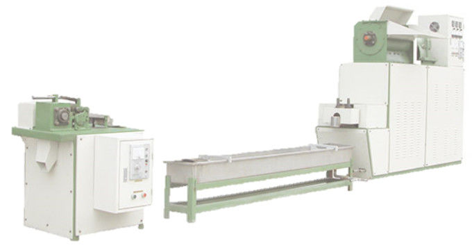 HLFSJ-80 Polystyrene Production Line Unit Non Stopping Recycle Automatic