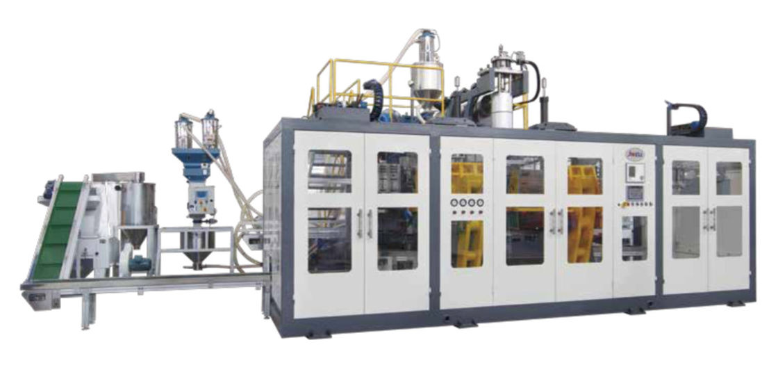 30L PET Stretch Blow Molding Machine BM30DN-C Fully Automatic Up Blowing Structure