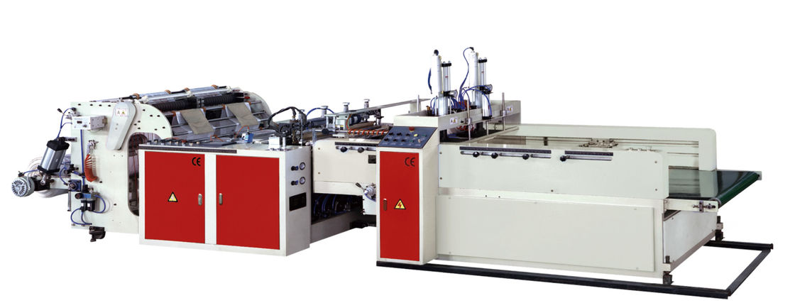 Automatic Plastic Poly Bag Making Machine High Speed Cylindrical Films Cost-Effective