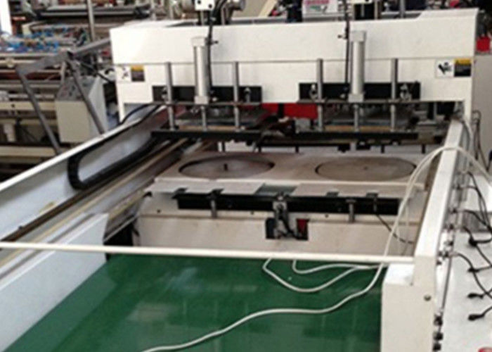 Professional Plastic Bag Manufacturing Machine Customizable DFR-C Heat Cutting