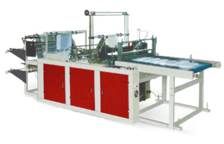 GFQ-S Cold Cutting Plastic Poly Bag Making Machine With ISO Approved