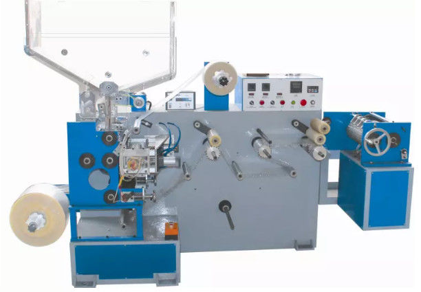JH04-L High Speed Plastic Drinking Straw Production Line Single Straw Packing Machine Four Sides Sealing