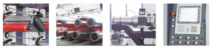 SJMS PP Woven Bag Production Line , Polypropylene Bags Manufacturing Machine Equip 6M Oven