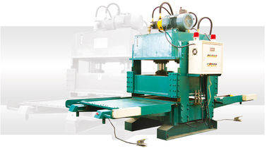 Large Area Plastic Extrusion Line , Plastic Sheet Extruder User Friendly Interface
