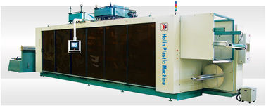 Thermoforming Polystyrene Production Line HLRCY-700/800 1.5mm Sheet Thickness