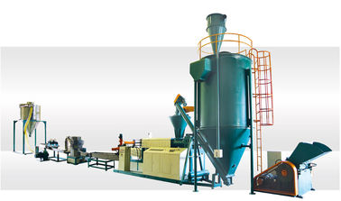 China Sealed PS Foam Sheet Extrusion Machine 100-220 Kg/H With Double Stage Exhaust Type factory