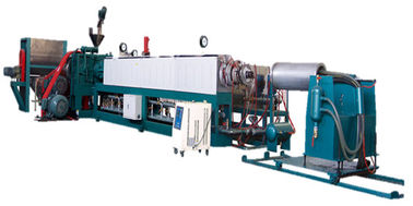 HLSJPS Series Polystyrene Production Line Low Power Consumption For Food Package