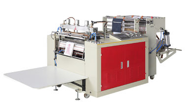 Plastic Poly Bag Making Machine