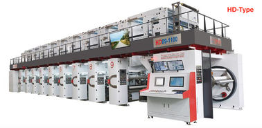 China HD/MD/ZD/GD Plastic Bag Printing Machine , Automatic Screen Printing Machine No Stopping factory