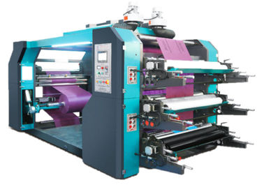 China MJPM Series Non Woven Fabric Production Line Flexo Fabric Printing Machine factory