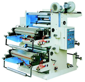 Two Colors Flexographic Printing Machine YT-2600 / 2800 / 21000 Series