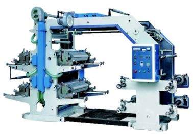 China Letterpress Plastic Film Printing Machine YT-4600 / 4800 / 41000 Series 380V factory
