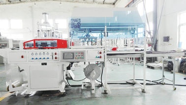Disposible Plastic Thermoforming Machine , Automatic Thermoforming Machine 125 Mm Depth