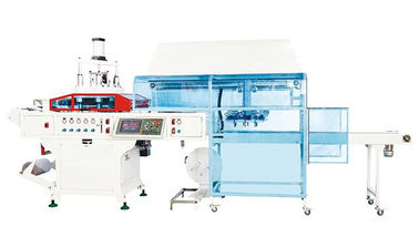 Intelligent Plastic Vacuum Forming Machine BOPS Integration Design Low Air Consumption