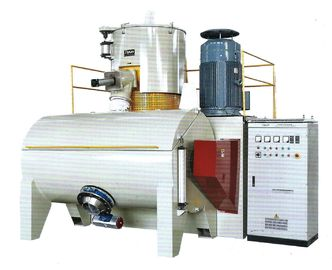 Blocking Prevent Pvc Mixer Machine Vertical And Horizontal JW - HL Series