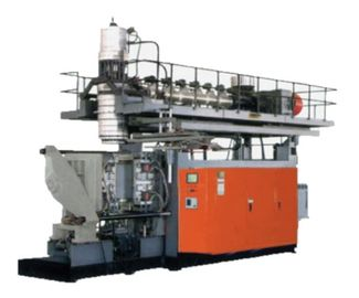 200 Full Automatic Plastic Blow Moulding Machine Energy Saving With PLC Control