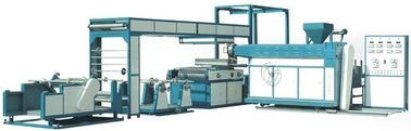 China Multifunctional Laminating Plastic Bag Manufacturing Machine Six Stations For Material Feeding factory