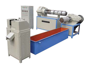 80 R/Min Rotation Speed PP Woven Bag Production Line Recycling Granulator Automatic Heating Control