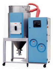 China Semi Integral Two In One Desiccant Dryers For Plastics SDD Series Eye Catching factory
