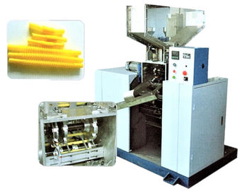 Pearl Milk Tea Straw Plastic Pipe Extrusion Line JH07 Series 1 Year Warranty