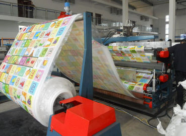 China One Feed EPE Foam Machine Color Film Coating Machine Environmental Friendly factory