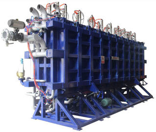 China Air Cooling Type EPS Foam Production Line EPS Block Molding Machine DN150 Steam Entry factory