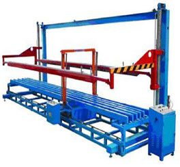 China C Type Automatic EPS Foam Production Line Cutting Machine With Strong Structure factory