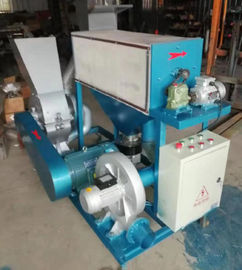 China Moisture Resistance EPS Crusher Machine Recycled Type With De Duster factory